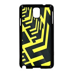 Pattern Abstract Samsung Galaxy Note 3 Neo Hardshell Case (black)