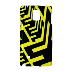 Pattern Abstract Samsung Galaxy Note 4 Hardshell Case