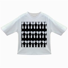 Cute Ghost Pattern Infant/Toddler T-Shirts