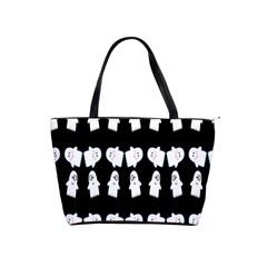 Cute Ghost Pattern Shoulder Handbags