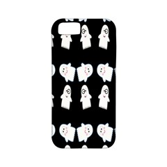 Cute Ghost Pattern Apple iPhone 5 Classic Hardshell Case (PC+Silicone)
