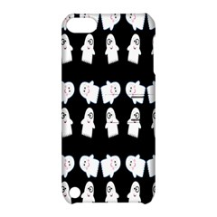 Cute Ghost Pattern Apple iPod Touch 5 Hardshell Case with Stand