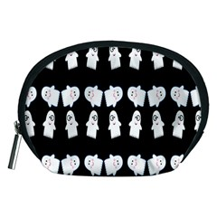 Cute Ghost Pattern Accessory Pouches (Medium)