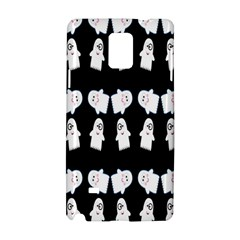Cute Ghost Pattern Samsung Galaxy Note 4 Hardshell Case