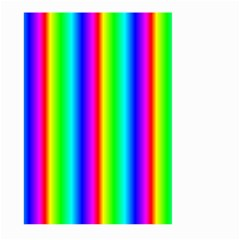 Rainbow Gradient Large Garden Flag (two Sides)