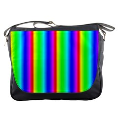 Rainbow Gradient Messenger Bags