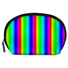 Rainbow Gradient Accessory Pouches (Large)