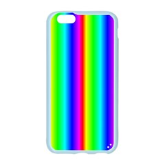 Rainbow Gradient Apple Seamless iPhone 6/6S Case (Color)