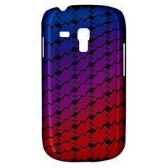 Colorful Red & Blue Gradient Background Galaxy S3 Mini