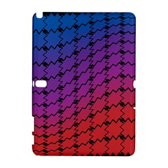 Colorful Red & Blue Gradient Background Galaxy Note 1