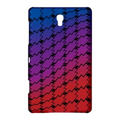 Colorful Red & Blue Gradient Background Samsung Galaxy Tab S (8 4 ) Hardshell Case
