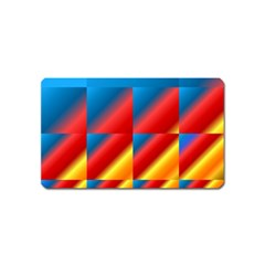 Gradient Map Filter Pack Table Magnet (Name Card)