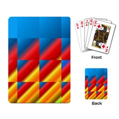 Gradient Map Filter Pack Table Playing Card