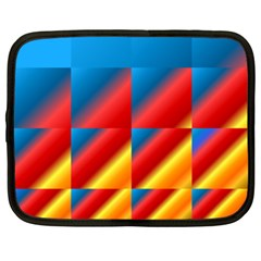 Gradient Map Filter Pack Table Netbook Case (XXL)