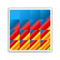 Gradient Map Filter Pack Table Memory Card Reader (square)