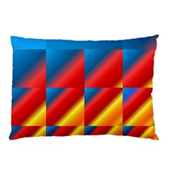 Gradient Map Filter Pack Table Pillow Case (Two Sides)