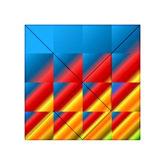 Gradient Map Filter Pack Table Acrylic Tangram Puzzle (4  x 4 )