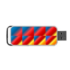 Gradient Map Filter Pack Table Portable Usb Flash (two Sides)