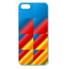 Gradient Map Filter Pack Table Apple Seamless Iphone 5 Case (color)