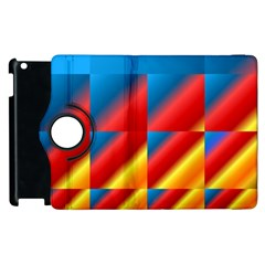 Gradient Map Filter Pack Table Apple iPad 2 Flip 360 Case