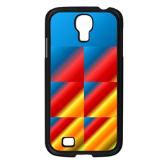 Gradient Map Filter Pack Table Samsung Galaxy S4 I9500/ I9505 Case (Black)