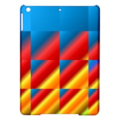 Gradient Map Filter Pack Table Ipad Air Hardshell Cases