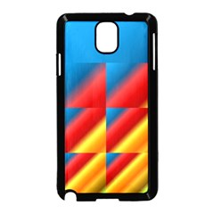 Gradient Map Filter Pack Table Samsung Galaxy Note 3 Neo Hardshell Case (Black)