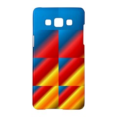 Gradient Map Filter Pack Table Samsung Galaxy A5 Hardshell Case
