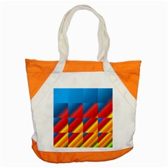 Gradient Map Filter Pack Table Accent Tote Bag