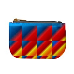 Gradient Map Filter Pack Table Mini Coin Purses