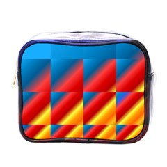 Gradient Map Filter Pack Table Mini Toiletries Bags