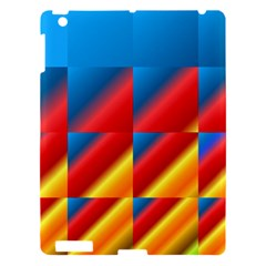 Gradient Map Filter Pack Table Apple iPad 3/4 Hardshell Case