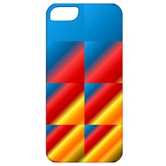 Gradient Map Filter Pack Table Apple iPhone 5 Classic Hardshell Case