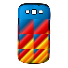Gradient Map Filter Pack Table Samsung Galaxy S III Classic Hardshell Case (PC+Silicone)