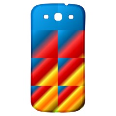 Gradient Map Filter Pack Table Samsung Galaxy S3 S III Classic Hardshell Back Case