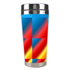 Gradient Map Filter Pack Table Stainless Steel Travel Tumblers