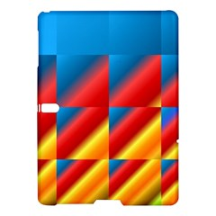 Gradient Map Filter Pack Table Samsung Galaxy Tab S (10.5 ) Hardshell Case