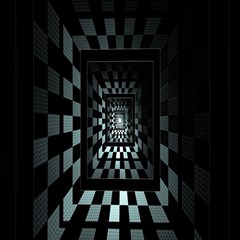 Optical Illusion Square Abstract Geometry Magic Photo Cubes