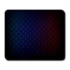 Hexagon Colorful Pattern Gradient Honeycombs Large Mousepads