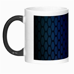 Hexagon Colorful Pattern Gradient Honeycombs Morph Mugs