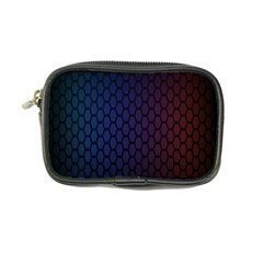 Hexagon Colorful Pattern Gradient Honeycombs Coin Purse