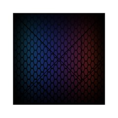 Hexagon Colorful Pattern Gradient Honeycombs Acrylic Tangram Puzzle (6  x 6 )