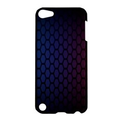 Hexagon Colorful Pattern Gradient Honeycombs Apple iPod Touch 5 Hardshell Case