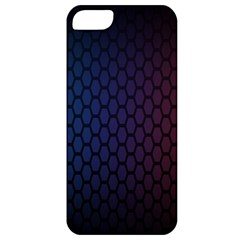 Hexagon Colorful Pattern Gradient Honeycombs Apple iPhone 5 Classic Hardshell Case