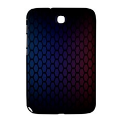 Hexagon Colorful Pattern Gradient Honeycombs Samsung Galaxy Note 8 0 N5100 Hardshell Case