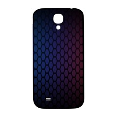 Hexagon Colorful Pattern Gradient Honeycombs Samsung Galaxy S4 I9500/I9505  Hardshell Back Case