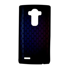 Hexagon Colorful Pattern Gradient Honeycombs Lg G4 Hardshell Case