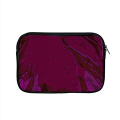 Abstract Purple Pattern Apple Macbook Pro 15  Zipper Case