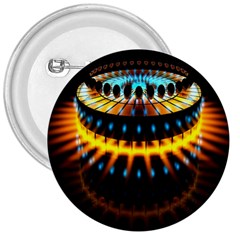 Abstract Led Lights 3  Buttons