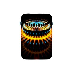 Abstract Led Lights Apple Ipad Mini Protective Soft Cases